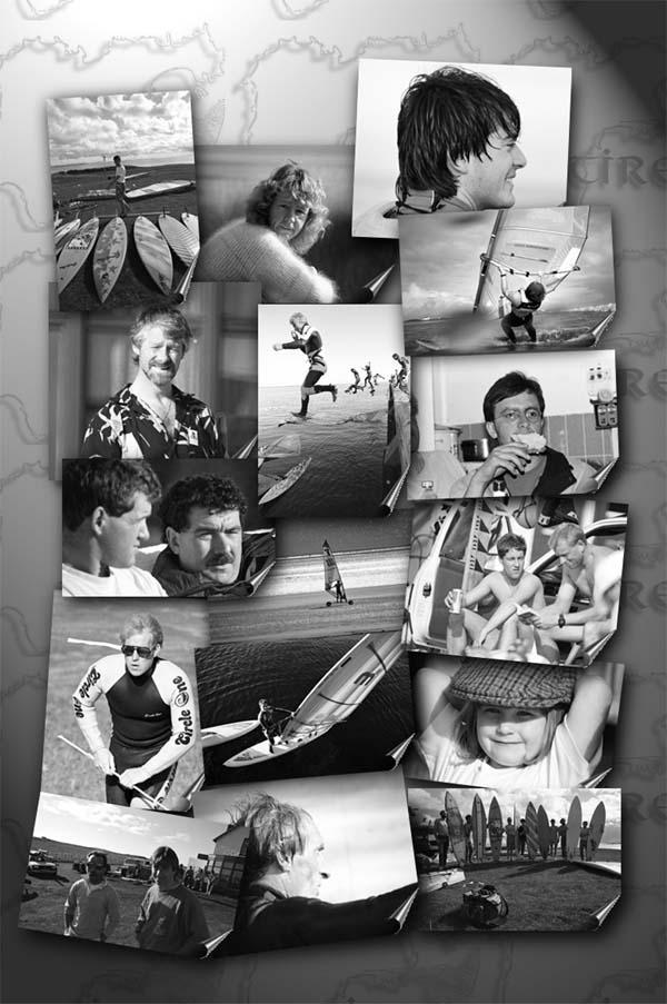 Tiree Wave Classic Scrapbook